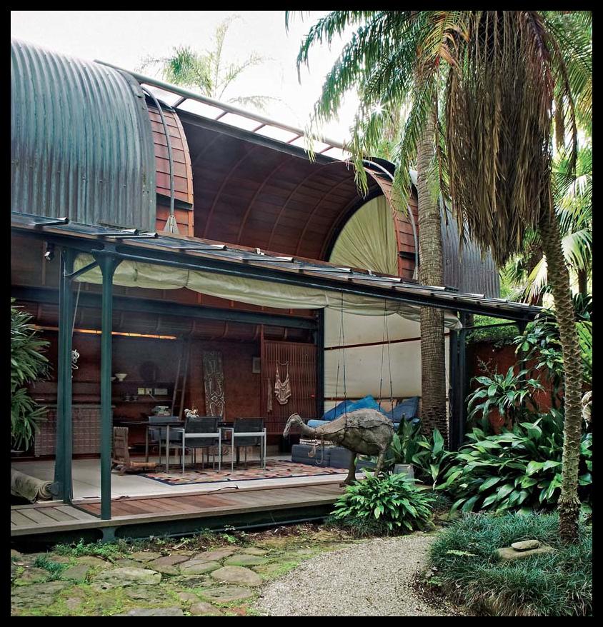 palm garden house#1
