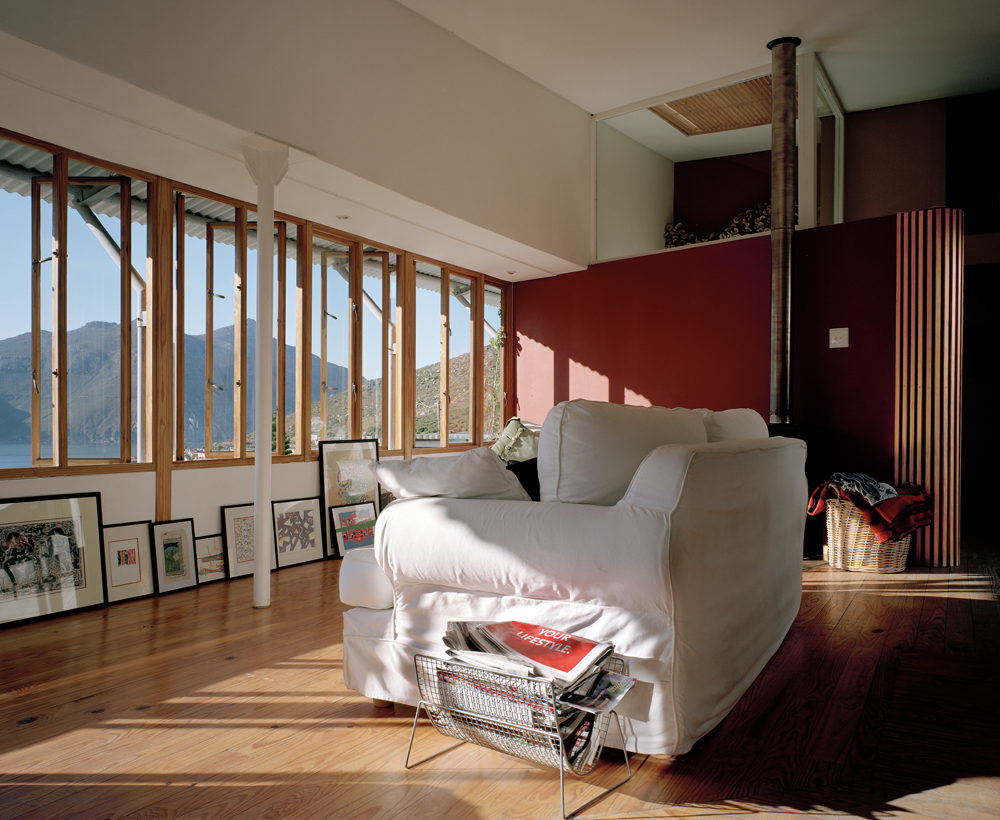 house sapieka interior