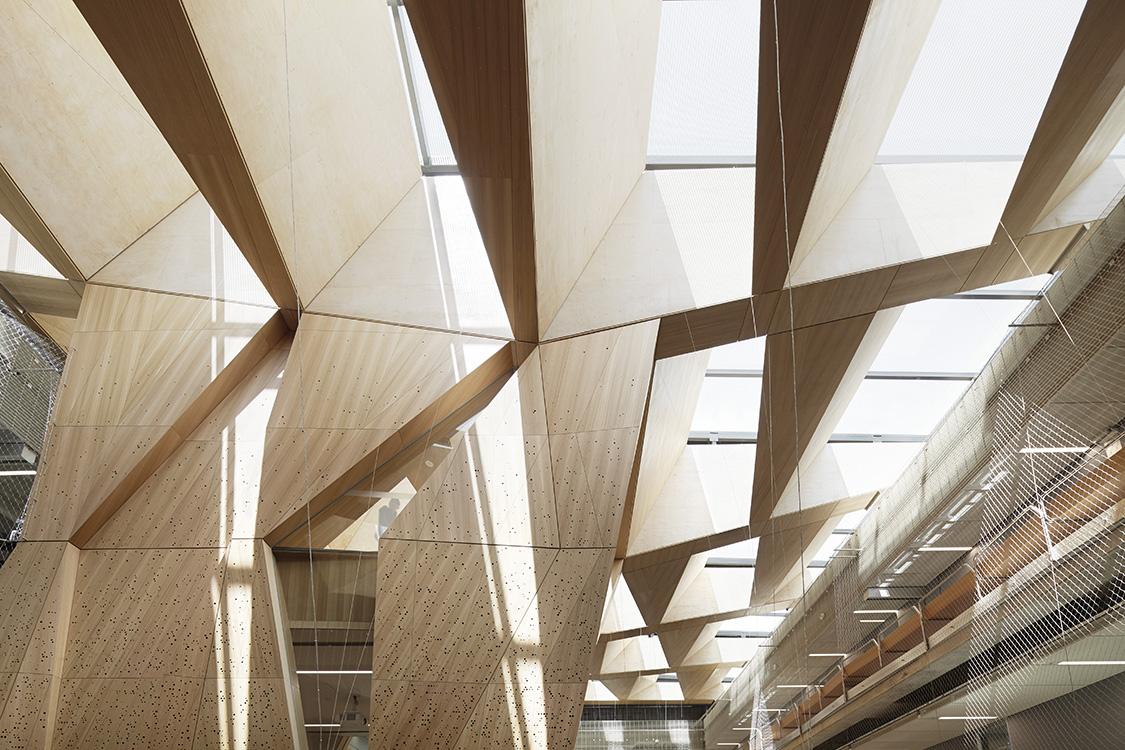 melbourne school of design ceiling