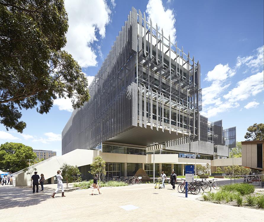 melbourne school of design cantilever