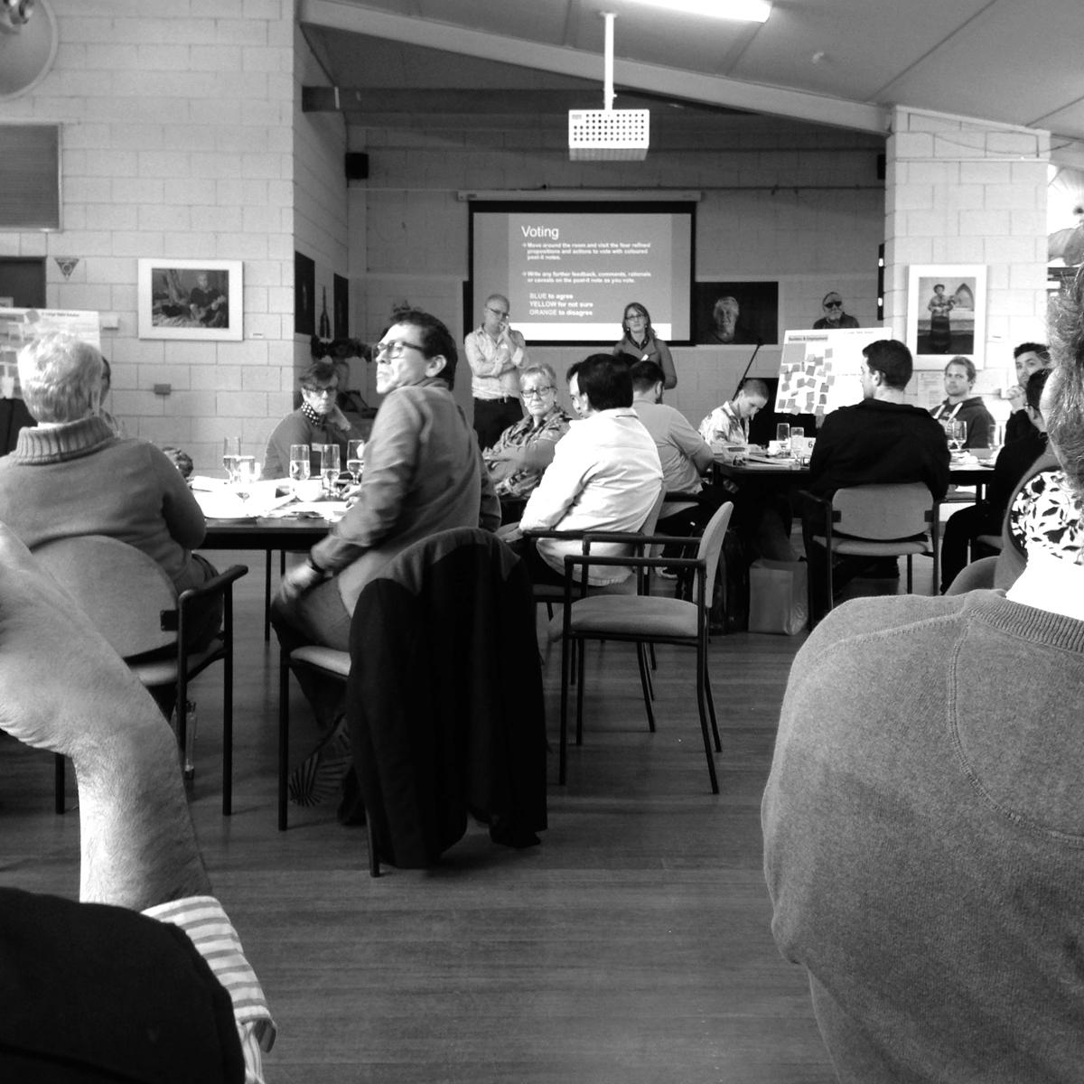 City of Yarra, Community engagement, Urban planning, People's panel