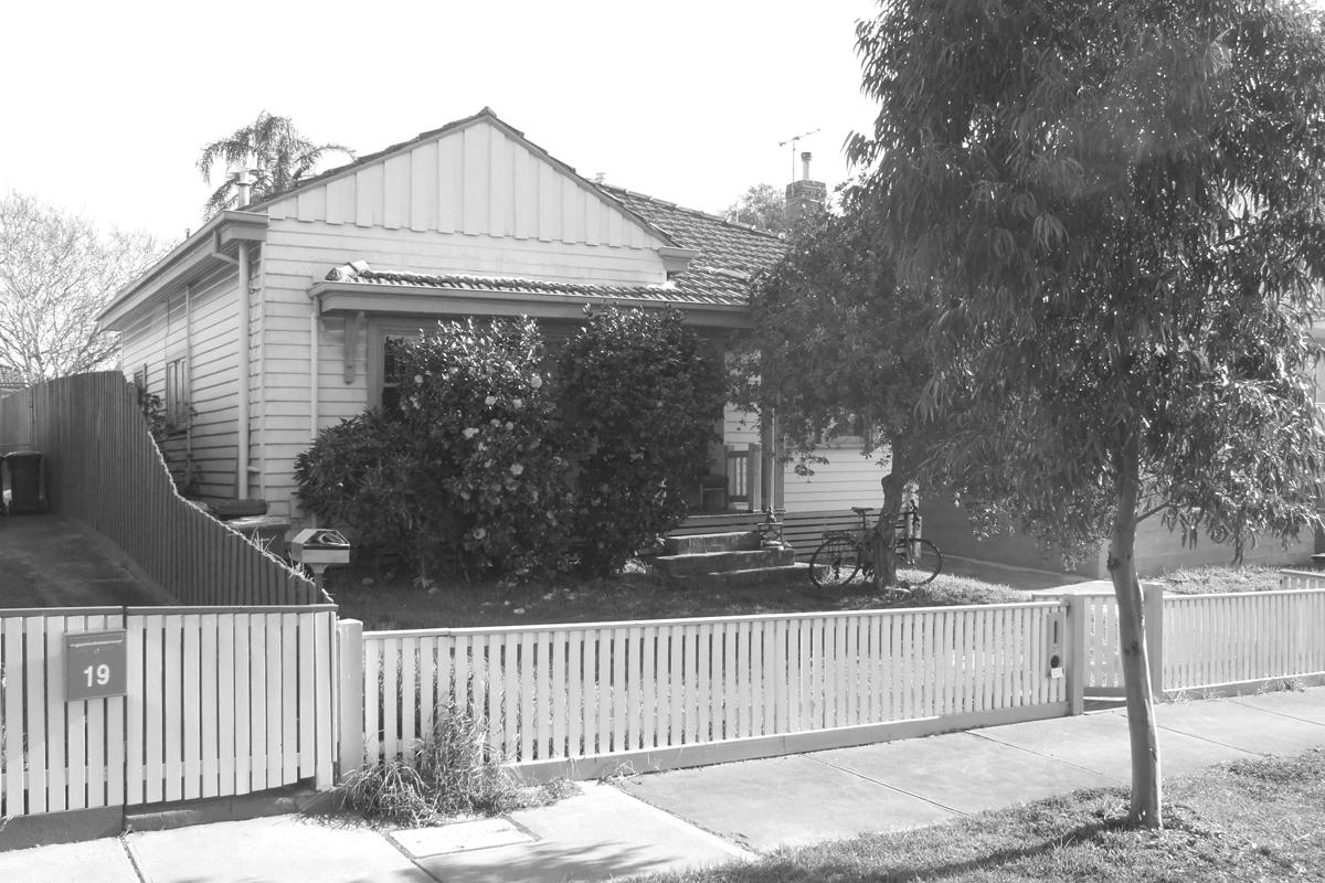 Houzz project, West Brunswick, Renovation, House