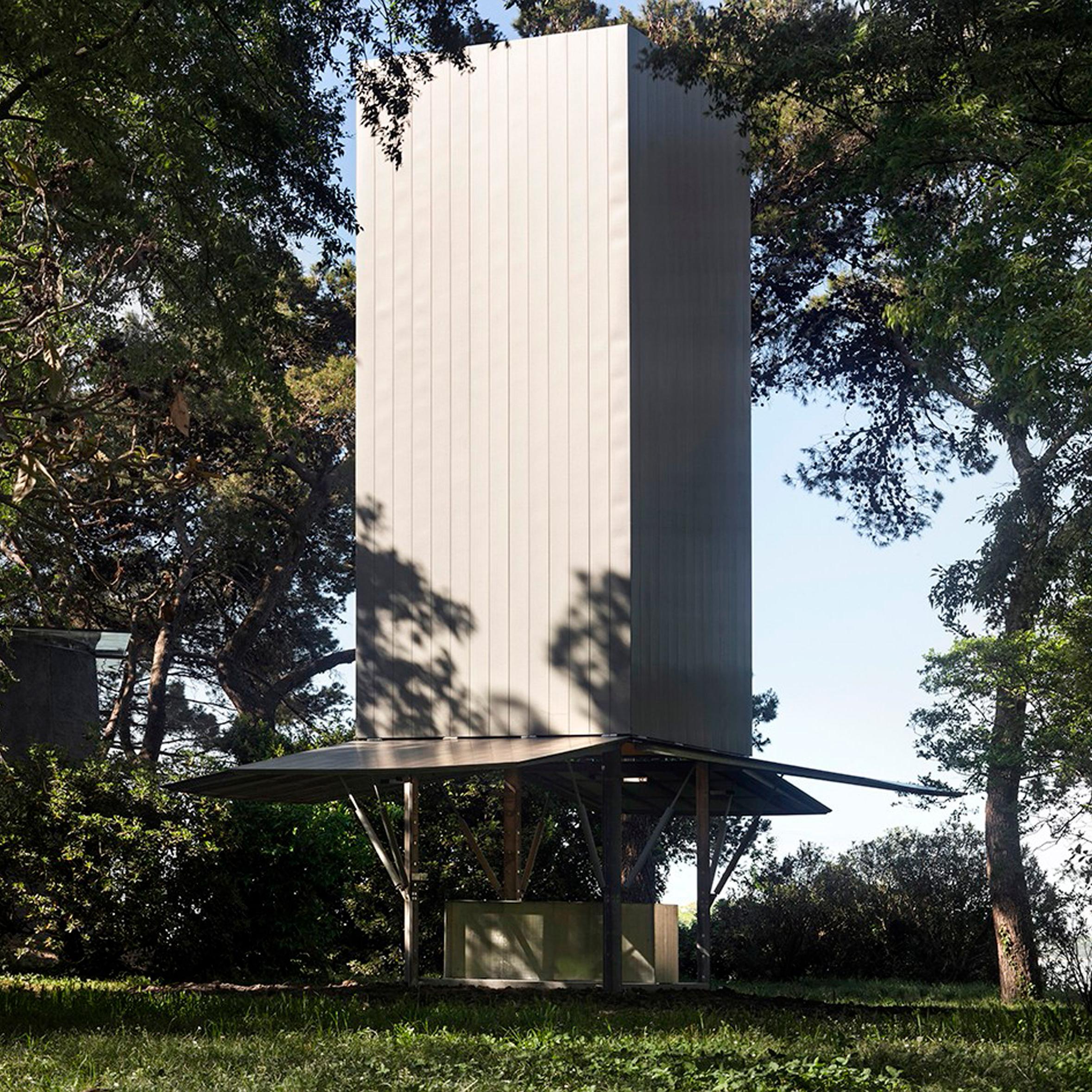 Sean Godsell; Venice; Venice Biennale