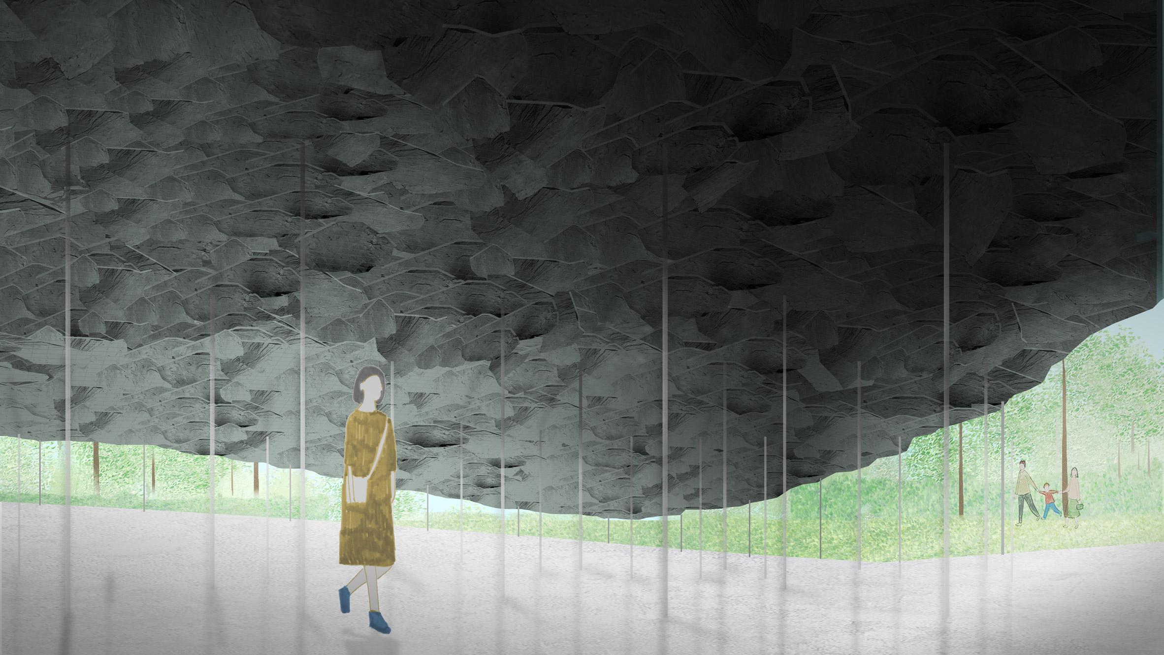 Junya Ishigami; Serpentine Gallery; Architecture