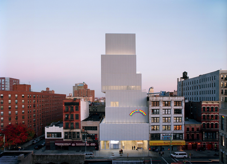 SANAA; New Museum; New York; Architecture